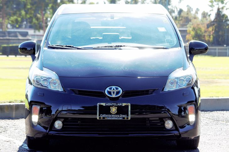 2014 Toyota Prius Four  Black All advertised prices exclude government fees and taxes any fina