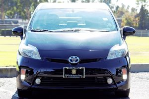 2014 Toyota Prius Four Carfax 1-Owner - No AccidentsDamage Reported  Black  We are not respon