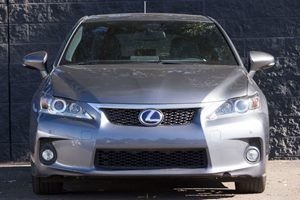 2013 Lexus CT 200h Base Carfax 1-Owner - No AccidentsDamage Reported  Nebula Gray Pearl  We a