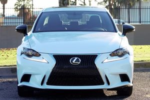 2015 Lexus IS 250 Crafted Line Carfax 1-Owner  Ultra White  We are not responsible for typogra
