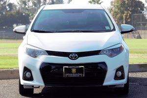 2015 Toyota Corolla S  Super White  We are not responsible for typographical errors All prices