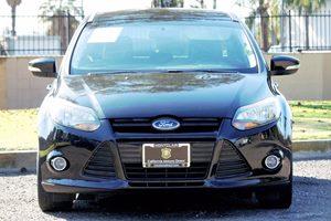 2014 Ford Focus Titanium Carfax 1-Owner - No AccidentsDamage Reported  Tuxedo Black Metallic