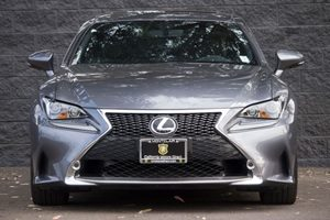 2015 Lexus RC 350 Base Carfax 1-Owner - No AccidentsDamage Reported  Nebula Gray Pearl  We ar
