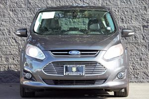 2016 Ford C-Max Hybrid SEL Carfax 1-Owner - No AccidentsDamage Reported  Gray  We are not res