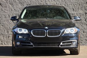 2015 BMW 5 Series 528i Carfax 1-Owner - No AccidentsDamage Reported  Black  We are not respon