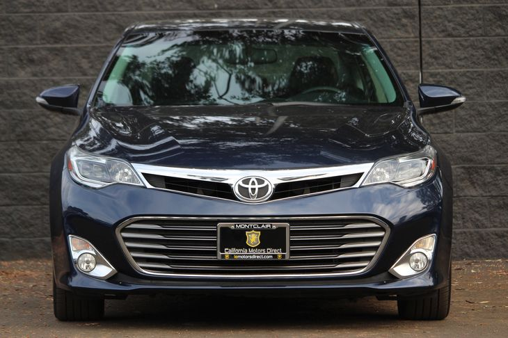 2014 Toyota Avalon XLE  Blue All advertised prices exclude government fees and taxes any finan