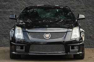 2012 Cadillac CTS-V Coupe Base Carfax Report Audio Auxiliary Audio Input Audio Cd Player Chms