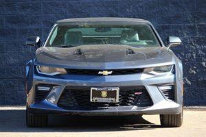 2017 Chevrolet Camaro SS Transmission 8-Speed Automatic Nightfall Gray Metallic  We are not re