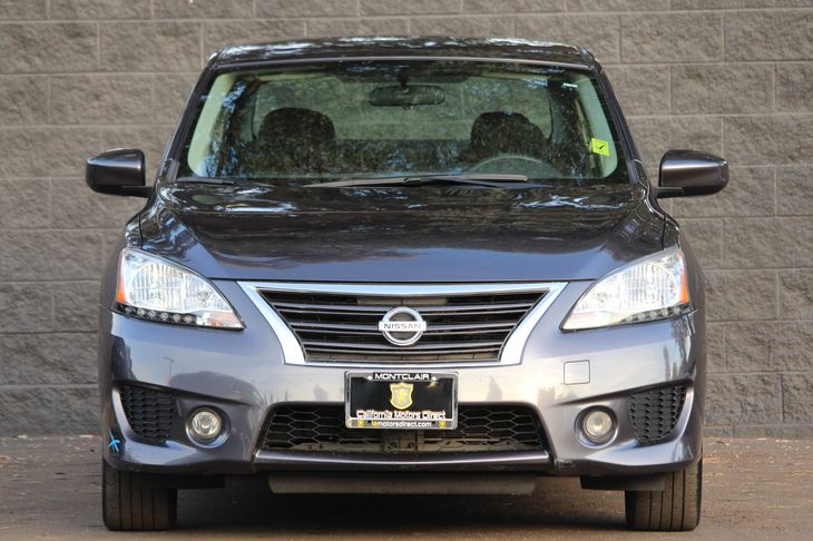 2014 Nissan Sentra SR  Gray All advertised prices exclude government fees and taxes any financ