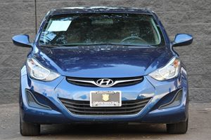 2016 Hyundai Elantra SE Carfax 1-Owner - No AccidentsDamage Reported  Lakeside Blue  We are n