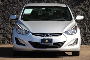 2016 Hyundai Elantra SE Carfax 1-Owner - No AccidentsDamage Reported  Symphony Silver  We are