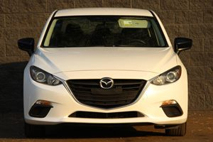 2015 Mazda Mazda3 i SV  Snowflake White Pearl Mica  We are not responsible for typographical er