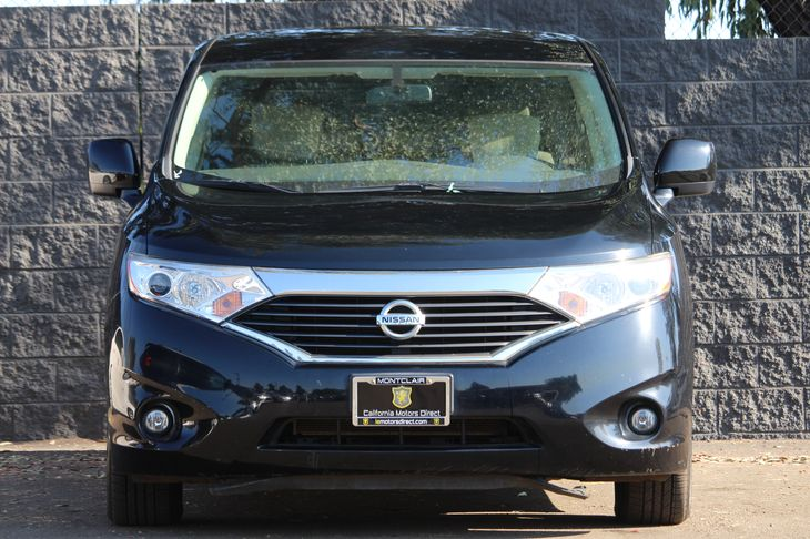 2015 Nissan Quest 35 SV  Super Black All advertised prices exclude government fees and taxes