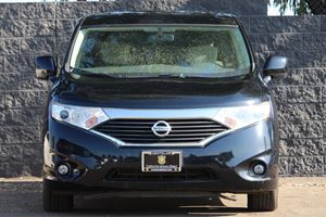 2015 Nissan Quest 35 SV Carfax 1-Owner - No AccidentsDamage Reported  Super Black  We are no