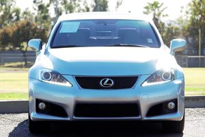 2012 Lexus IS F F-Sport Adaptive Front Lighting System Afs Audio Auxiliary Audio Input Audio