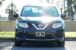 2014 Nissan Rogue S Carfax 1-Owner - No AccidentsDamage Reported  Super Black  We are not res