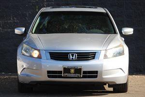 2010 Honda Accord Sdn EX-L Carfax Report - No AccidentsDamage Reported  Alabaster Silver Metal
