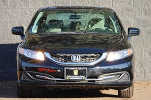 2014 Honda Civic Sedan LX  Crystal Black Pearl  We are not responsible for typographical errors