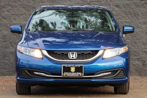 2015 Honda Civic Sedan LX  Crystal Black Pearl  We are not responsible for typographical errors