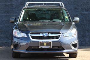 2014 Subaru Impreza Wagon 20i Carfax 1-Owner - No AccidentsDamage Reported Audio Auxiliary Aud