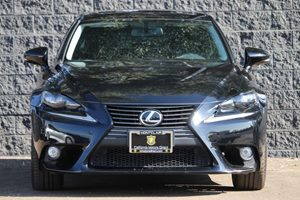 2014 Lexus IS 250 Base Carfax Report - No AccidentsDamage Reported  Black  We are not respons