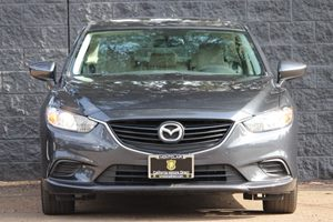 2015 Mazda Mazda6 i Touring Carfax 1-Owner - No AccidentsDamage Reported  Jet Black Mica  We