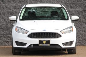2015 Ford Focus SE Carfax 1-Owner - No AccidentsDamage Reported  Oxford White  We are not res