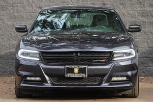2017 Dodge Charger SXT Carfax 1-Owner  Pitch Black Clearcoat  We are not responsible for typog