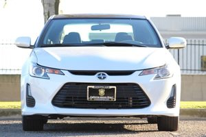 2016 Scion tC Base Carfax 1-Owner - No AccidentsDamage Reported  White  We are not responsibl
