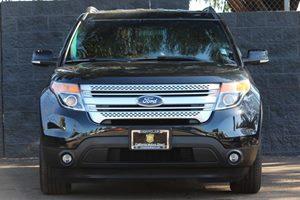 2015 Ford Explorer XLT Audio Auxiliary Audio Input Audio Cd Player Audio Satellite Radio Con