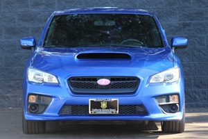 2015 Subaru WRX Base Carfax 1-Owner - No AccidentsDamage Reported  Blue  We are not responsib