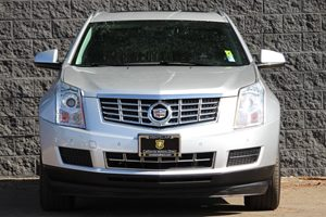 2014 Cadillac SRX Luxury Collection Carfax 1-Owner - No AccidentsDamage Reported  Silver  We