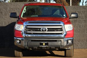 2014 Toyota Tundra 4WD Truck SR5 Carfax 1-Owner Audio Auxiliary Audio Input Audio Cd Player A