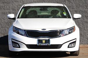 2014 Kia Optima LX Carfax 1-Owner - No AccidentsDamage Reported Audio Auxiliary Audio Input Au