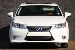 2015 Lexus ES 300h Base Audio Auxiliary Audio Input Audio Satellite Radio Convenience Automat