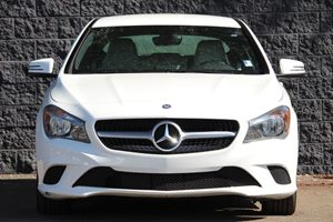 2014 MERCEDES CLA 250 CLA 250 Carfax 1-Owner - No AccidentsDamage Reported  Cirrus White  We