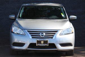 2014 Nissan Sentra SV Carfax 1-Owner - No AccidentsDamage Reported Aero-Composite Halogen Headla