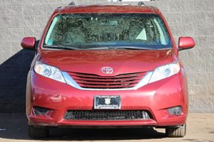 2015 Toyota Sienna LE 7-Passenger Audio Auxiliary Audio Input Audio Cd Player Audio Satellite