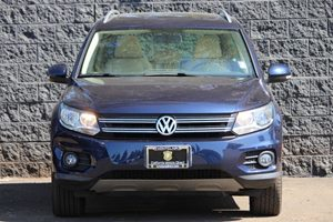 2012 Volkswagen Tiguan SE Carfax 1-Owner - No AccidentsDamage Reported Audio Auxiliary Audio In