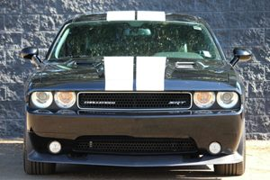 2012 Dodge Challenger SRT8 392 Carfax Report - No AccidentsDamage Reported  Black  We are not