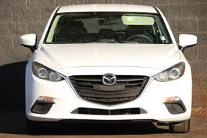 2015 Mazda Mazda3 i Sport Carfax 1-Owner - No AccidentsDamage Reported  Snowflake White Pearl