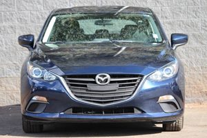 2015 Mazda Mazda3 GX Carfax 1-Owner - No AccidentsDamage Reported Audio Auxiliary Audio Input