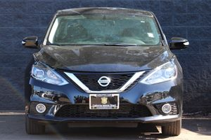 2016 Nissan Sentra SR  Super Black  We are not responsible for typographical errors All prices