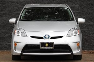 2015 Toyota Prius Two Audio Cd Player Auto Off Projector Beam Halogen Daytime Running Headlamps