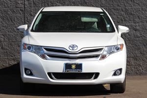 2015 Toyota Venza LE Carfax 1-Owner - No AccidentsDamage Reported Audio Auxiliary Audio Input