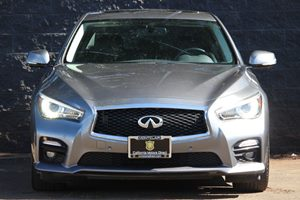 2015 INFINITI Q50 Sport Carfax 1-Owner - No AccidentsDamage Reported Audio Auxiliary Audio Inpu