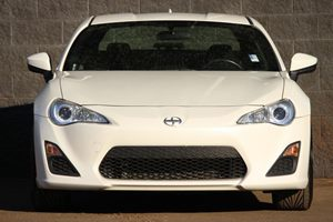 2016 Scion FR-S Base Carfax 1-Owner - No AccidentsDamage Reported  White  We are not responsi