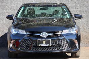 2015 Toyota Camry SE Carfax 1-Owner - No AccidentsDamage Reported  Attitude Black  We are not