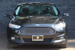 2016 Ford Fusion SE Carfax 1-Owner - No AccidentsDamage Reported  Shadow Black  We are not re