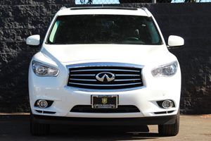2014 INFINITI QX60 Base Carfax 1-Owner  Moonlight White  We are not responsible for typographi